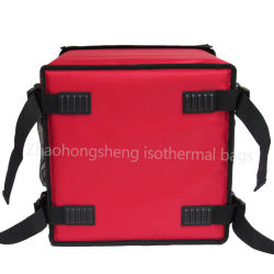 a23e8b5eded0 Sling Thermal Food Delivery or Cooler Storage Bag with Oxford 1680d