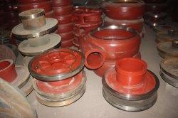 Cantilever Centrifugal Ash Slurry Pump Chrome Spare Parts
