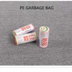 Wholesale PE Garbage Bag Plastic LDPE Bag