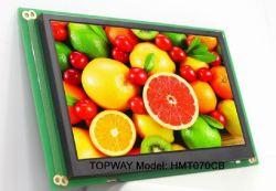 "800X480 7"" TFT LCD Display RS232/RS485 Interface LCD Module (HMT070ATA-1C)"