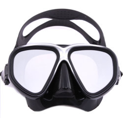 Protective Safe Silicone Snorkel Glasses for Diving