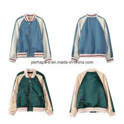 Wholesale Women Coat Casual Long - Sleeved Short Baseball Clothing