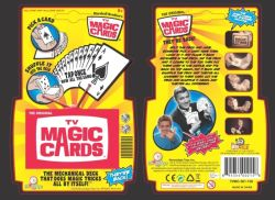 TV Magic Paper Playing Cards