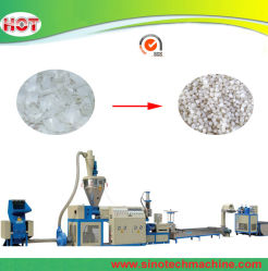 Plastic PP PE Film Pet Bottle Washing Recycling and Pelletizing Machine