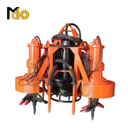 Newest Heavy Zinc Mining 25 HP Submersible Well Vertical Volute Slurry Pump for Heavy Duty
