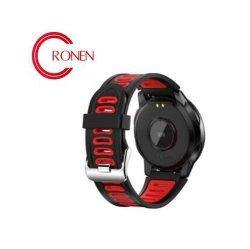 Sports Smart Watch for Wireless Bluetooth Earphone Running Music Heart Rate Blood Pressure Fitness Tracker Smart Watch