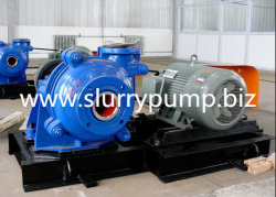 Mining High Head Heavy Duty Suction Centrifugal Slurry Pump