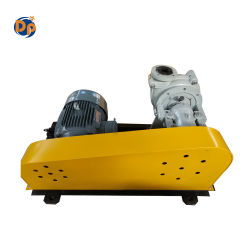Horizontal Centrifugal Motor Driven Slurry Pump for Mining