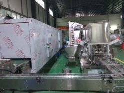 Cooling Paste Ointment Vaseline Packaging Machine