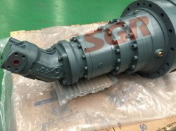 Sgr Brand High Quality with Competitive Price Straight Planetary Gear Speed Reducer, Gearmotor, Gearboxes Coupled with ABB Hydraulic Motor