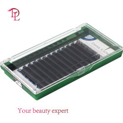 Private Label Eyelash Extensions High Quality Mink Silk in Lashes Extension