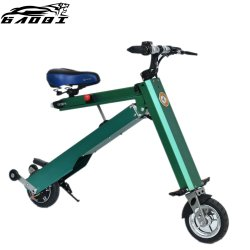 Best Portable Mini Folding Electric Bicycle with 350W Brushless Motor