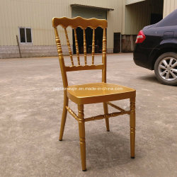 Hotel Furniture Metal Wedding Banquet Napoleon Chairs (JY J06)