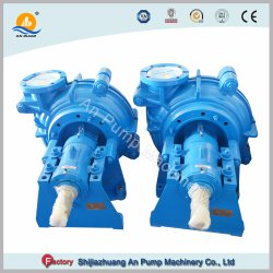 Electric High Pressure Ore Mining Industrial Horizontal Centrifugal Slurry Pump