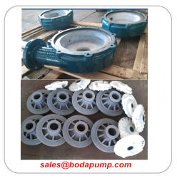 Uhb-Zk Widely Using Anti-Corrosive Solid Slurry Pump Parts