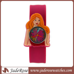Cartoon Children' Watch Cute Wristwatch Fashion Boys Kids Silicone Quarts Watches Student Sports Clock Gift