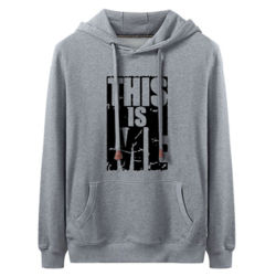 Online Shopping Design Smooth Soft Sports Hoodies