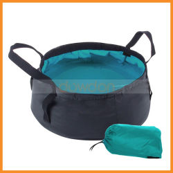 Outdoor Sports Ultralight Camping Portable Foldable Water Basin Bag
