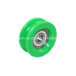 High Precision Machining Nylon Plastic V-Belt Conveyor Pulley Wheel