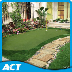 Golf Artificial Grass with Curly Yarn