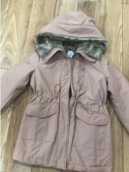 Spain Branded Coats Stocklot Garment Clearance Brand Clothing Closeout