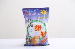 Green Color Crystal Cat Litter Sand - Odor Control