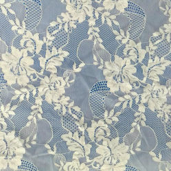 Good Price Top Quality Lace Fabric (carry oeko-tex standard 100 certification wj7794)