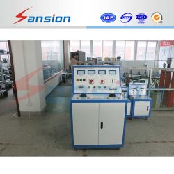 High and Low Voltage Circuit Breaker Test Table