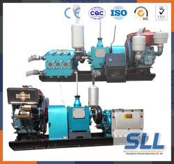 Good Price Piston Mud Slurry Cement Grouting Pump
