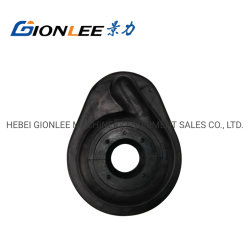 Slurry Pump Parts/Vertical Pump Rubber Impeller