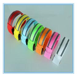 LED Sport Running Safety Reflective Canvas Strip Arm Belt