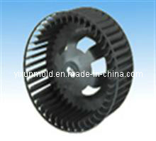 Plastic Centrifugal Wind Leaf Injection Mould