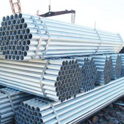 Gas Delivery Tube SAE-AISI 1020 Galvanized Carbon Steel Pipe
