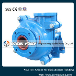 China Factory Horizontal Centrifugal Slurry Pump/Mining Pump