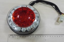 Tail/Stop/Turn Signal Rear Lamp E4 Adr CCC Certificated Lt-117