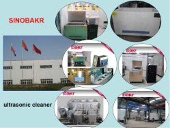 Automatical Cleaning and Drying Machine