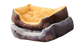 Oxford Rectangle Ultra-Soft Waterproof Pet Bed Cushion