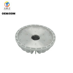 China Foundry OEM Custom Die Cast Aluminum Alloy LED Street Light Housing