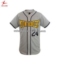 255cb8239 Wholesale Sportswear Custom Your Own Team Wear Baseball Shirts Jersey