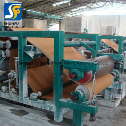 High Quality Grey Board Paper Machine/ Used Corrugated Cardboard Machines