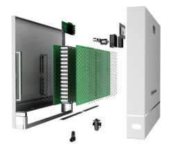 Wo-Power Box 7.2kwh Scalable Core Battery Energy Storage System Ess