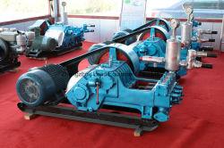 Horizontal Two-Cylinder Single-Acting Piston Mud Pump (BW-400/10)