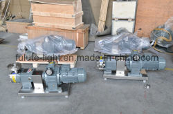 Stainless Steel Butter Sauce Jam Delivery Lobe Pump