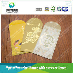 Festival Paper Envelope/Gift Packets with Printing