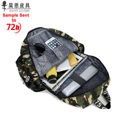 Factory Fashion Swiss Waterproof Sport Laptop Computer Travel Bag