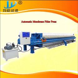 High Pressure Round Plate Ceramic Slurry Filter Press