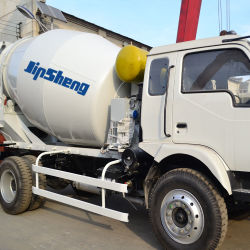 Jinsheng 10 Cubic Meters Concrete Mixer Truck/Car Parts