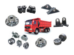 OEM Customized Sand Casting Automotive Hydraulic Parts for Truck