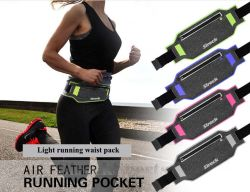 "Running Bag Men Women 6.2"" Bike Phone Bag Waist Bag Running Belt Package Sports Equipment Fitness Gym Run Bag Accessories"