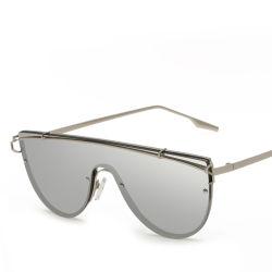 Wholesale Women Sport Metal Sun Glasses Polarized Mirror Sunglasses